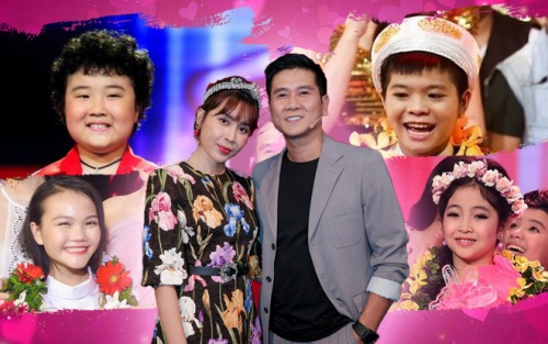 Lưu Hương Giang - Hồ Hoài Anh: Không chỉ là cặp đôi đẹp của showbiz Việt mà còn là những người thầy tận tâm của The Voice Kids