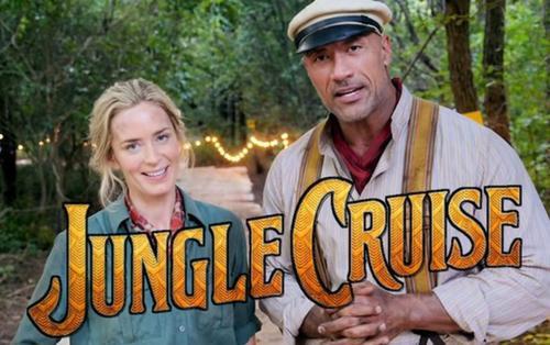 Trailer 'Jungle Cruise': The Rock và Emily Blunt sẽ mang về 'bom tấn' hay 'bom xịt' cho Disney?