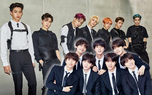 BXH World Album trên Billboardtuần này: SuperM ra mắt tại vị trí quán quân, BTS tiếp tục chiếm ưu thế