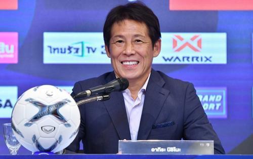 Với HLV Nhật Bản, Thái Lan sẽ vươn tầm châu Á