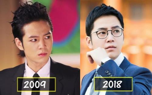 Diễn viên 'Cô nàng đẹp trai' sau 10 năm: Dàn nam nhập ngũ, Park Shin Hye ngày càng xinh đẹp thành công