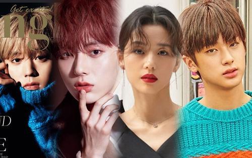 Báo Hàn nói gì trước bộ ảnh tạp chí của Jeon Ji Hyun, Hwang Min Hyun - Park Ji Hoon và Kim Min Kyu?
