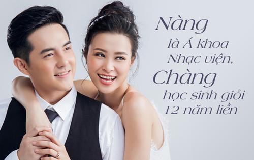 Cặp đôi 'vàng' của showbiz Việt - Đông Nhi và Ông Cao Thắng: Nàng là Á khoa Nhạc viện, chàng là học sinh giỏi 12 năm liền