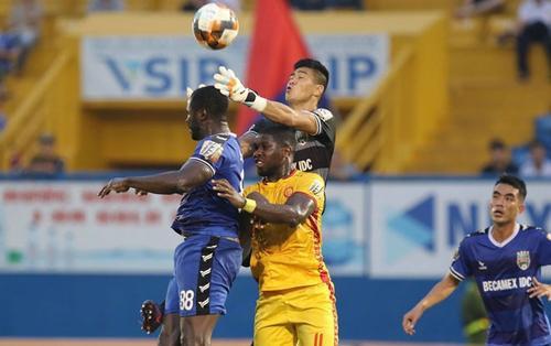 Hoà Bình Dương, Thanh Hoá đá play-off với Phố Hiến