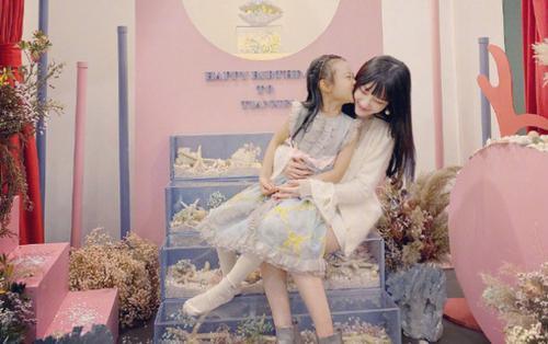 Lý Tiểu Lộ tổ chức tiệc sinh nhật 7 tuổi cho con gái Điềm Hinh