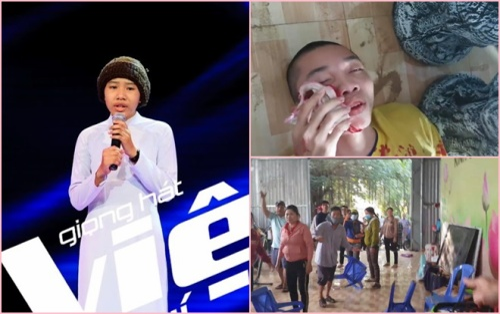 Tịnh thất Bồng Lai của Á quân 'The Voice Kids 2014' bị 50 người tấn công: Sư thầy nhập viện cấp cứu!