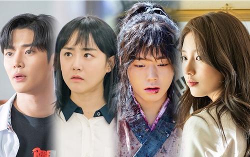 BXH diễn viên - phim Hàn cuối tháng 10: Park Ji Hoon (Wanna One) bỏ xa Moon Geun Young và Suzy