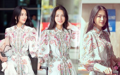 Kết thúc nhiệm kỳ Miss Earth, Phương Khánh trở về Việt Nam: Nụ cười dịu dàng cho một khởi đầu mới
