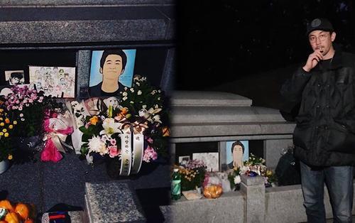 2 năm ngày mất, nhiều diễn viên nghẹn ngào đến thăm mộ Kim Joo Hyuk