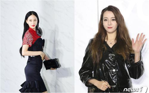 Show Louis Vuitton lần đầu tiên tổ chức tại Hàn, kiều nữ Han Ye Seul 'át vía' mỹ nhân  Địch Lệ Nhiệt Ba