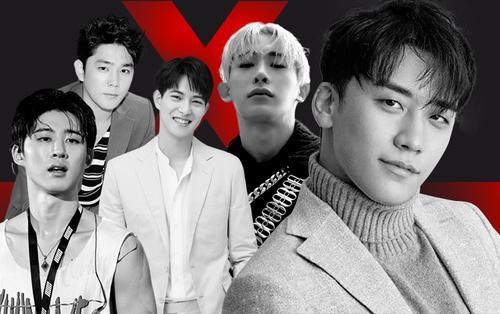 2019 có phải năm đại hạn của Kpop khi chứng kiến đến 14 idol nam rời nhóm?