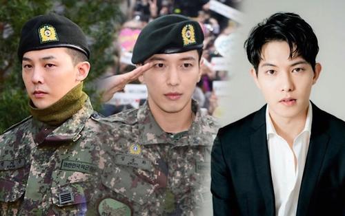 Jung Yong Hwa (CNBLUE) xuất ngũ: Knet gọi tên G-Dragon và Lee Jong Hyun