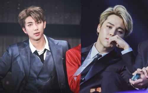 Jimin và RM (BTS) được bình chọn là những người quyền lực nhất ngành công nghiệp giải trí 2019!