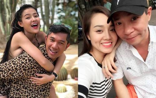 Sao Việt có bạn gái nóng bỏng kém cả chục tuổi: Quang Lê hơn 13 tuổi, Công Lý hơn 15 tuổi vẫn thua người này