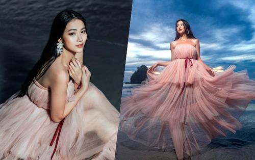 Tạo dáng quá chất, Miss Earth Phương Khánh được fan ủng hộ lấn sân làm người mẫu chuyên nghiệp