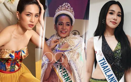 Soi nhan sắc, hình thể của mỹ nhân Thái Lan đăng quang Tân Hoa hậu Quốc tế 2019