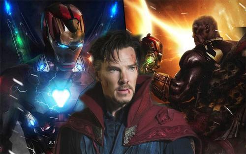 Doctor Strange thực chất đã cố tính loại trừ cả Iron Man và Thanos?