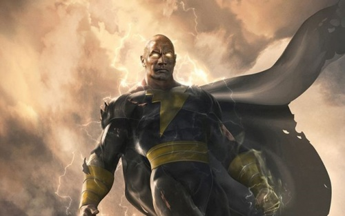 The Rock chính thức gia nhập DC: Tung tạo hình Black Adam siêu ngầu, ấn định ngày công chiếu