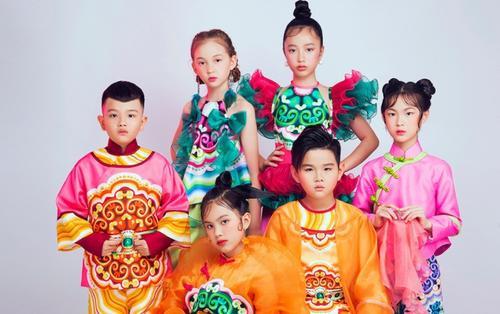 Dàn mẫu nhí đáng yêu hết mức, đậm chất truyền thống với bộ ảnh mang phong vị Á Đông