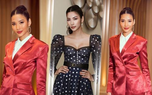 Hoàng Thùy lúng túng thi ứng xử giả định bằng tiếng Anh, lộ điểm yếu lớn nhất khi đến với Miss Universe 2019
