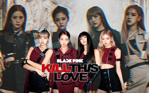 BlackPink là nghệ sĩ Kpop duy nhất góp mặt trong top 10 MV được xem nhiều nhất toàn cầu 2019