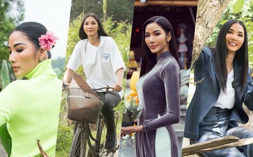 Có một Hoàng Thùy chân phương, từ làng quê Thanh Hóa đến Mỹ chinh phục Miss Universe 2019