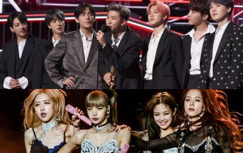BTS và BLACKPINK trượt đề cử Grammy 2020