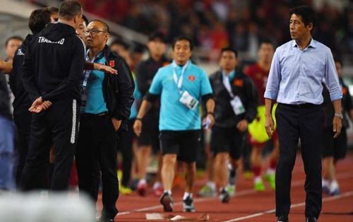 Trợ lý HLV Thái Lan không xin lỗi HLV Park Hang Seo