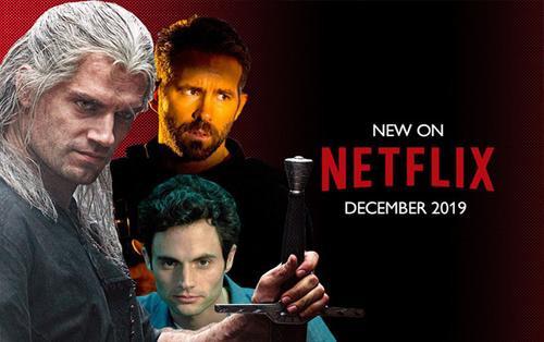 13 series cực chất sẽ cập bến Netflix vào tháng 12
