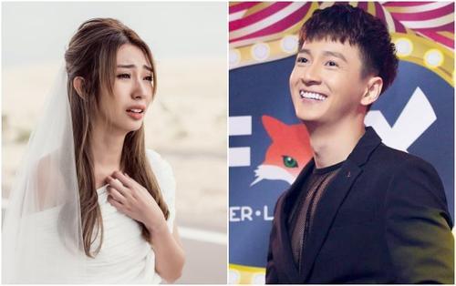 Fan 'super soi' MV Khổng Tú Quỳnh ám chỉ tình cũ, Ngô Kiến Huy lập tức có động thái hồi đáp