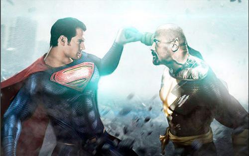 Liệu Superman của Henry Cavill có xuất hiện trong 'Black Adam'?