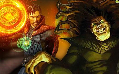 Ác nhân trong WandaVision chính là kẻ thù không đội trời chung của Doctor Strange
