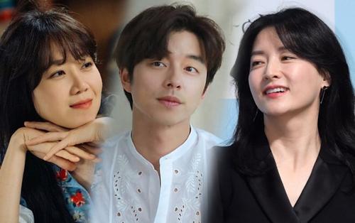 TOP 30 diễn viên nổi tiếng nhất Hàn Quốc tháng 11: Gong Yoo theo sau Lee Young Ae