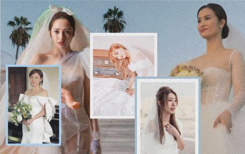 Tạo hình 'cô dâu' trong loạt MV Vpop 2019: Nữ nghệ sĩ nào chiếm trọn trái tim bạn?