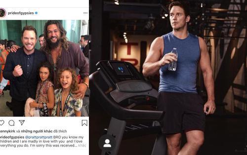 Jason Momoa gửi lời xin lỗi Chris Pratt vì khiến anh bị chỉ trích khi sơ ý sử dụng chai nước bằng nhựa!