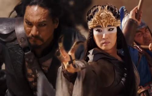 Thần Lang: Nữ phản diện mới của Disney do Củng Lợi đảm nhận gây sốt trong trailer 'Mulan/Hoa Mộc Lan'