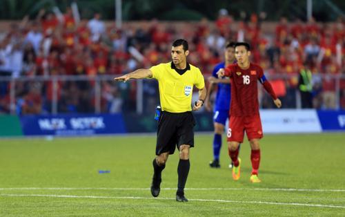 Cựu trọng tài Việt Nam: U22 Thái Lan bị bàn thua oan trước U22 Việt Nam