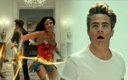 10 chi tiết đáng chú ý trong trailer 'Wonder Woman 1984': Steve Trevor tái sinh, chị Đại vận giáp vàng đầy uy lực