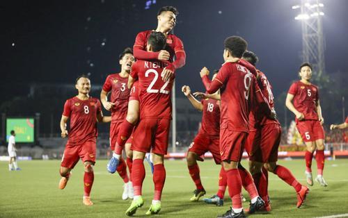 Báo Thái: 'Bóng đá Việt Nam sợ thất bại ở SEA Games 31'