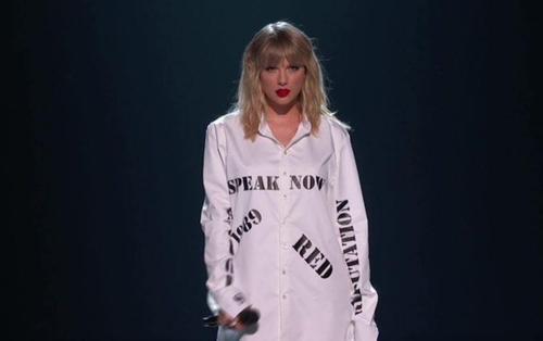 Taylor Swift đặt mục tiêu và thay đổi những mặt tối trong ngành công nghiệp âm nhạc