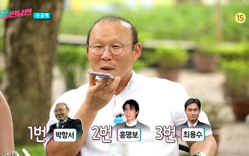 HLV Park Hang-seo liên tục phá kỷ lục rating khi tham gia show thực tế, nổi tiếng chẳng kém các ngôi sao Kpop