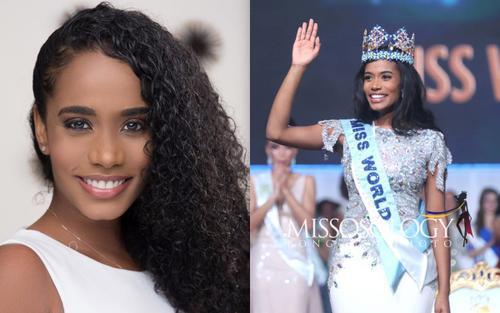 Nhan sắc thánh thiện '9 người ngắm 10 người ưng' của tân  Miss World 2019