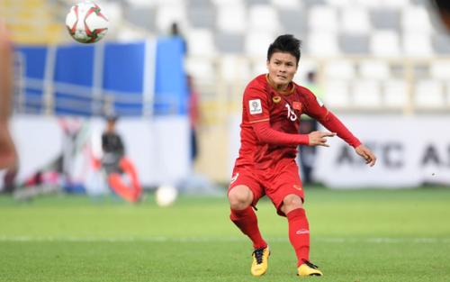 Quang Hải và Son Heung Min tranh giải Cầu thủ xuất sắc nhất châu Á 2019
