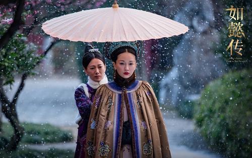 Những cảnh tuyết rơi đẹp đến nao lòng trong phim Trung Quốc