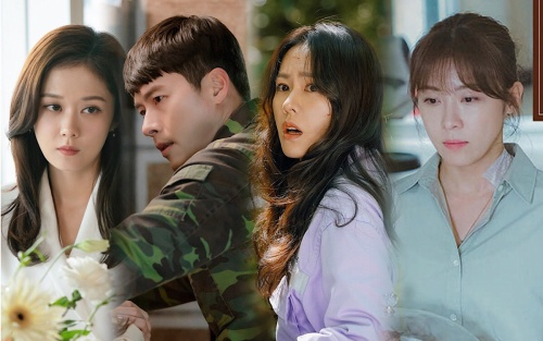 BXH diễn viên - phim Hàn tuần 2 tháng 12: Son Ye Jin - Hyun Bin vượt Jang Nara