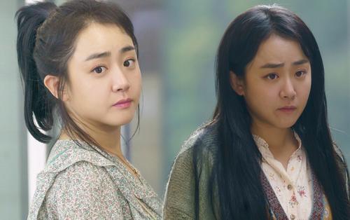 Đóng 2 vai trong 1 bộ phim, 'em gái quốc dân' Moon Geun Young đẹp như hoa ở tuổi 32
