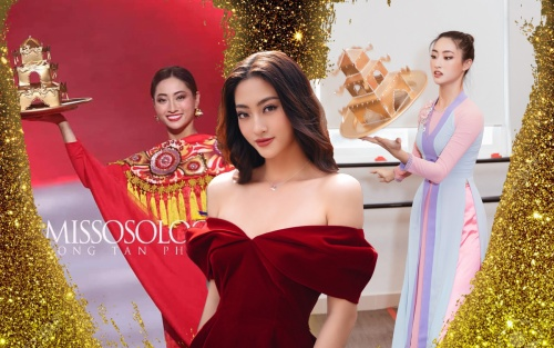 Lương Thùy Linh: 'Tôi làm hỏng 1 mâm vàng bên Anh, suýt làm rơi mâm trên sân khấu Miss World'