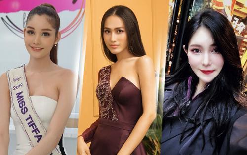 Lộ diện 2 'đối thủ' đáng gờm của Hoài Sa tại MQI 2020: Hoa hậu Nhật già dặn, đại diện Thái Lan quá xinh đẹp