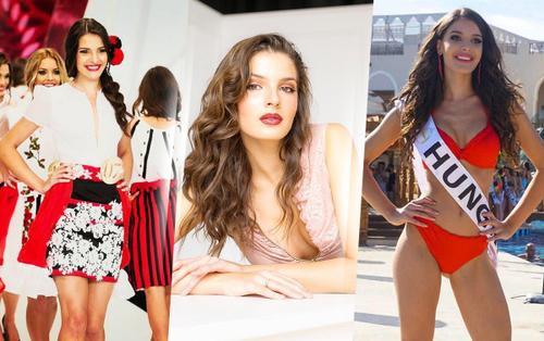 Nhan sắc Tân Hoa hậu Liên lục địa: Gương mặt đẹp sắc sảo, thân hình quyến rũ đầy cuốn hút