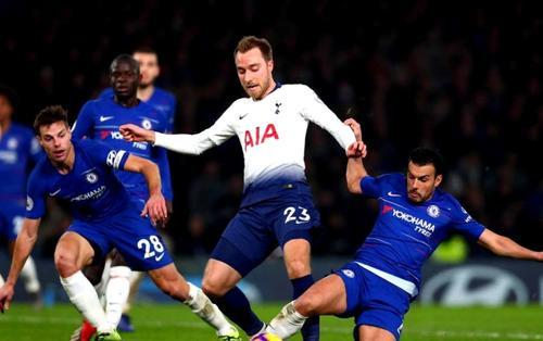 Lịch thi đấu bóng đá ngày 22/12: Tottenham gặp Chelsea